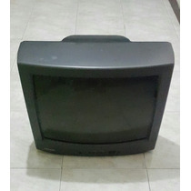 Televisor Toshiba Color Año 96 - 19 Pulgadas Model Cf19f22
