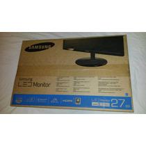 Samsung Led Monitor 27 Pulgadas Serie 350 Nuevo