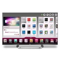 Smart Tv Led Plus 3d Uhd Lm7600 De Lg 55 Pulgadas. New!