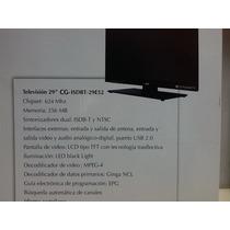 Se Vende Tv De 29 Pulgadas Led Entrada Hdmi Y Usb