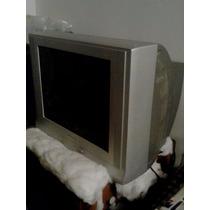 Televisor 21 Pulgadas Sansumg Pantalla Plana Usado