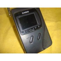 Televisor Portatil Casio