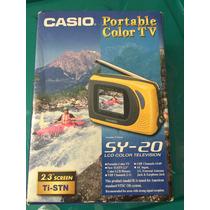 Televisor Casio