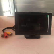 Monitor Pantalla Lcd 4.3 Para Kit De Retroseso Para Vehicu