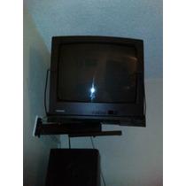 Televisor Toshiba En Perfecto Estado Con Base