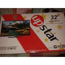 Televisor Led Marca Upstar De 32