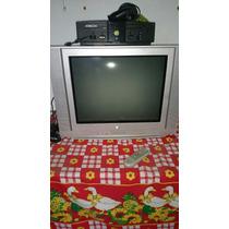 Televisor Tv Lg De 21 Pulgadas, Usado Pero En Buen Estado!