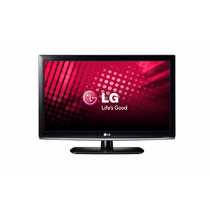 Tv Lcd Lg 32 32lk310 Hd 720p Hdmi Usb De Remate Como Nuevo!