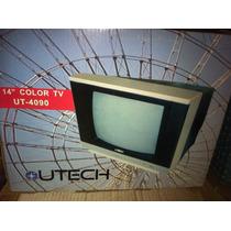 Televisor / Tv Utech En Su Caja Original Sellada