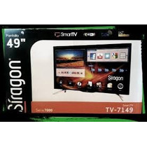 Smartv 49 Pulgadas Led Full Hd Wifi Vendo O Cambio