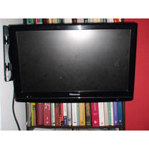 Tv Monitor Hisense 22 Pulgadas + Base Pared Pickens