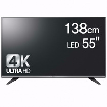 ´tv Led Lg 55¨´ Ultra Hd 4k Nuevo Sellado Y Con Garantia