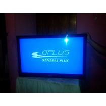 Tv Lcd G Plus 42 Pulgadas Falla Audio Reparable