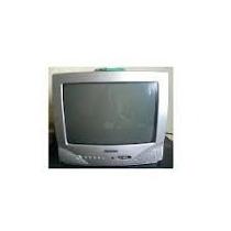 Tv Daewoo 14 Con Base Para Pared