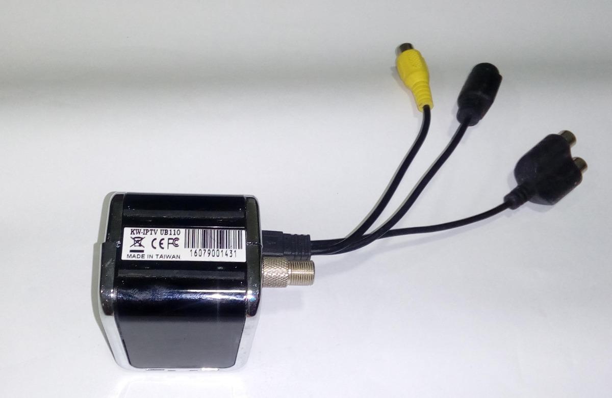 New Driver: KWorld KW-IPTV UB110 TV Tuner
