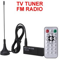 tv tuner radio mini usb dvb-t+fm+dab tv stick usb windows 8