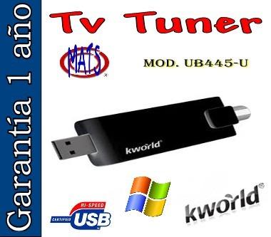 DRIVER FOR KWORLD UB445-U