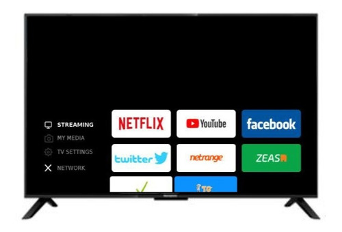 tv westinghouse 50'' smart 4k, we50um4019, hdmi, usb