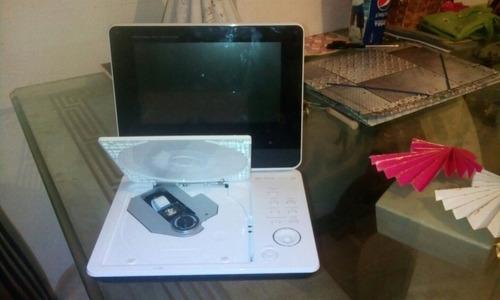 tv y dvd portatil
