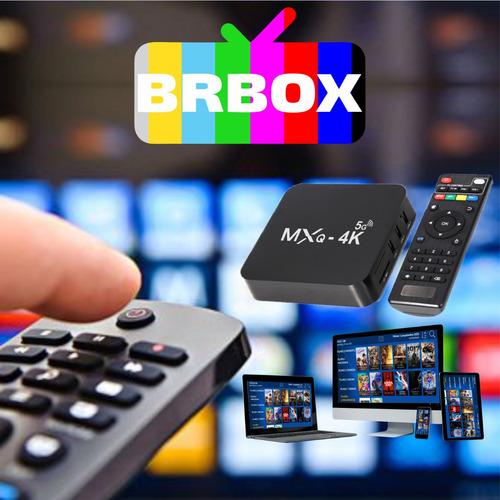 tvbox configuração