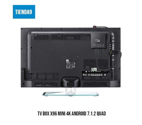 tvbox x96 mini 4k  android 7.1.2 quad core