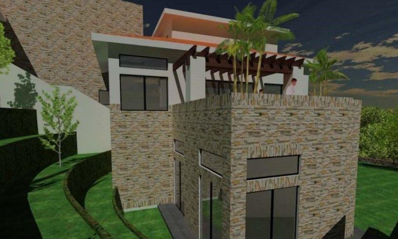 tvi1007.11-para construir una mansión de clase mundial. lomas country club.