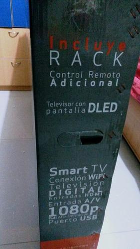 tvled smart tv 40  siragon  modelo 7140