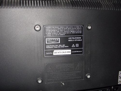 tv/monitor keyton 1080p  de 24pulgadas