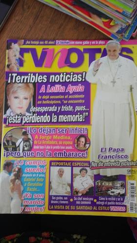 tvnotas. #999 febrero 16. semana 7