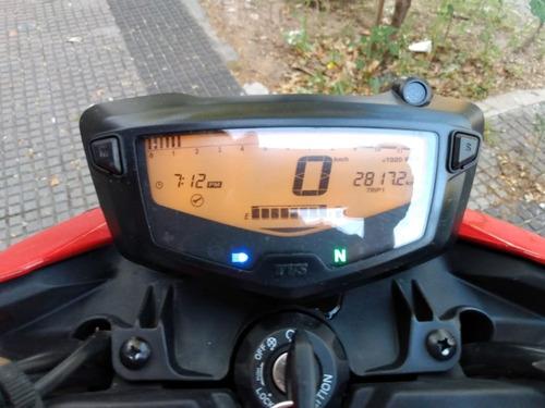 tvs 160cc naked tvs  2700km como ok  oldcars