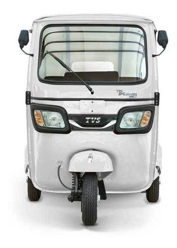 tvs king deluxe 2020 motocarro 225 cc para mototaxi