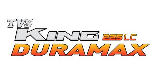 tvs king deluxe 2021 motocarro 225 cc para mototaxi