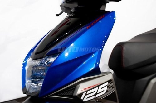 tvs n torq 125 2020 conexión bluetooth gps scooter 0km