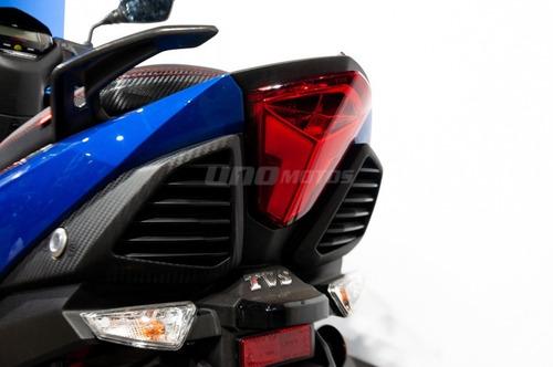 tvs ntorq 125 scooter gps 0km 125cc