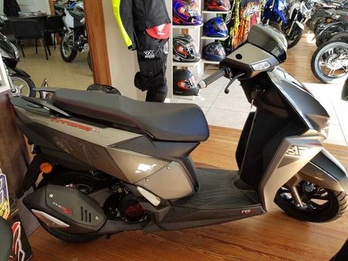 tvs ntorq scooter!!