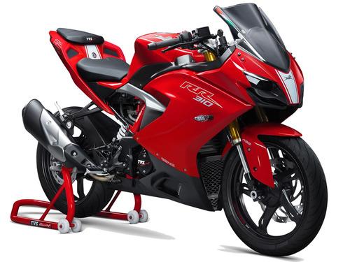 tvs rr 310 0 km 2020 pistera $190.000 + cuotas   999 motos