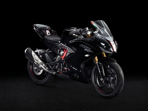 tvs rr310 racing rt  black phantom 2020 en suzukicenter!!
