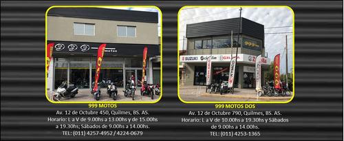 tvs rtr  200 0km 2020 calle$ 70.000 + cuotas 999 motos