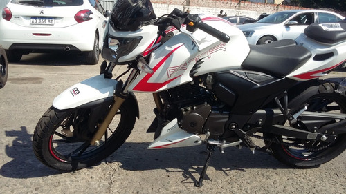 tvs rtr 200 0km - financiación - motos m r