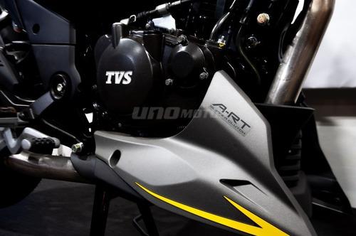 tvs rtr 200 0km racing 200cc