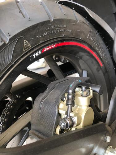 tvs rtr 200 linea nueva 0km 2021 delisio motos