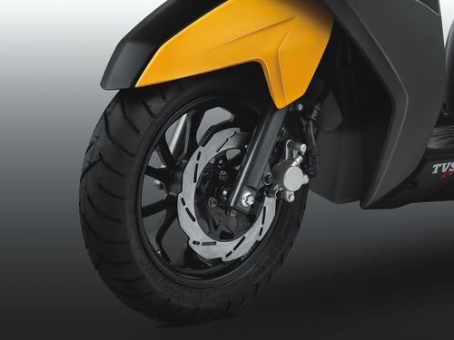 tvs scooter ntorq 125 consulta contado!!! en suzukicenter
