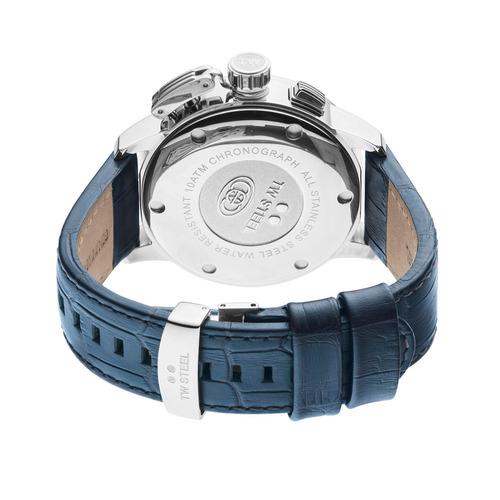 tw steel adesso gents leather strap watch ce7007 diego vez