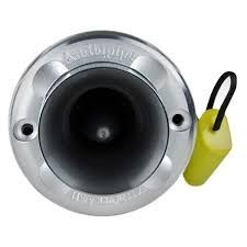 tweeter bala audiopipe atq-1250, 250 watts, 1 pulgada, 8 ohm
