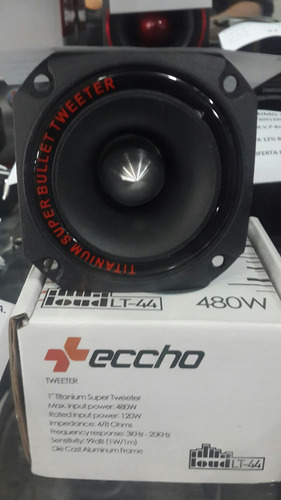 tweeter eccho olt-44
