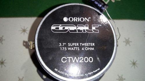 tweeter orion cobalt ctw 200