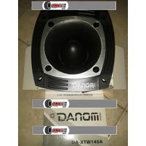 Tweeter Danom 1.75 Tipo Bala Titanium