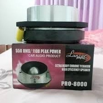 Bala Lanzar Pro 8000, 550rms Y 1100peak Power De Competencia