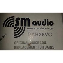 Membrana Para Driver Dar28vc Sm Audio