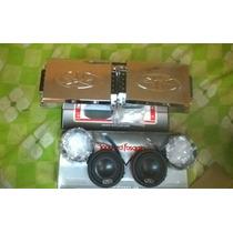 Tweeter / Agudos Rockford Fosgate/kit Crosover 200 Watt-t1t